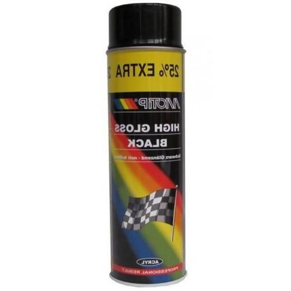 bombe de peinture auto