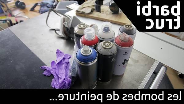 Bombe peinture noir : votre budget - ultra moderne - Top 5
