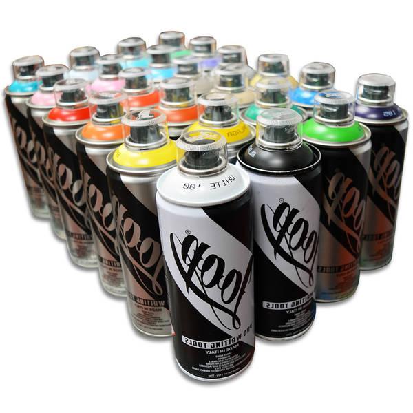 Bombe de peinture graffiti : meilleures offres - commander - test