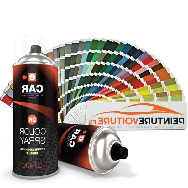 Bombe peinture antirouille : discount - offre valable 24h - sélection