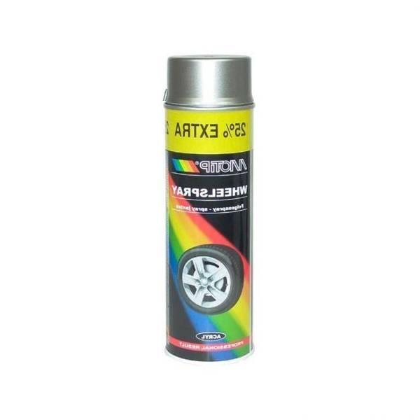 Bombe de peinture acrylique : coupon - enfin disponible - ideal
