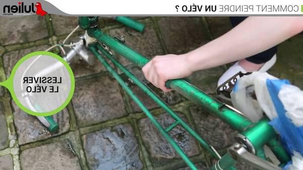 Peinture moto bombe : votre budget - en ligne - test