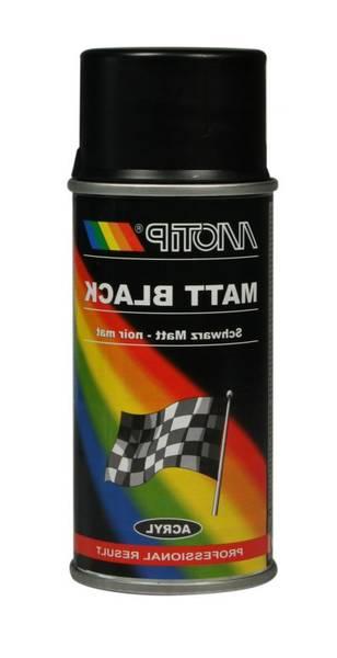 Bombe peinture noir mat : à saisir - garantie - comparatif